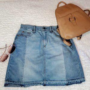 Gap Jean Skirt